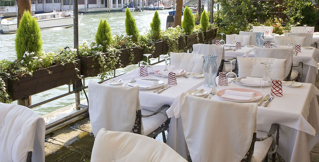 Stay on the Grand Canal - Hotel Principe 4* Venice