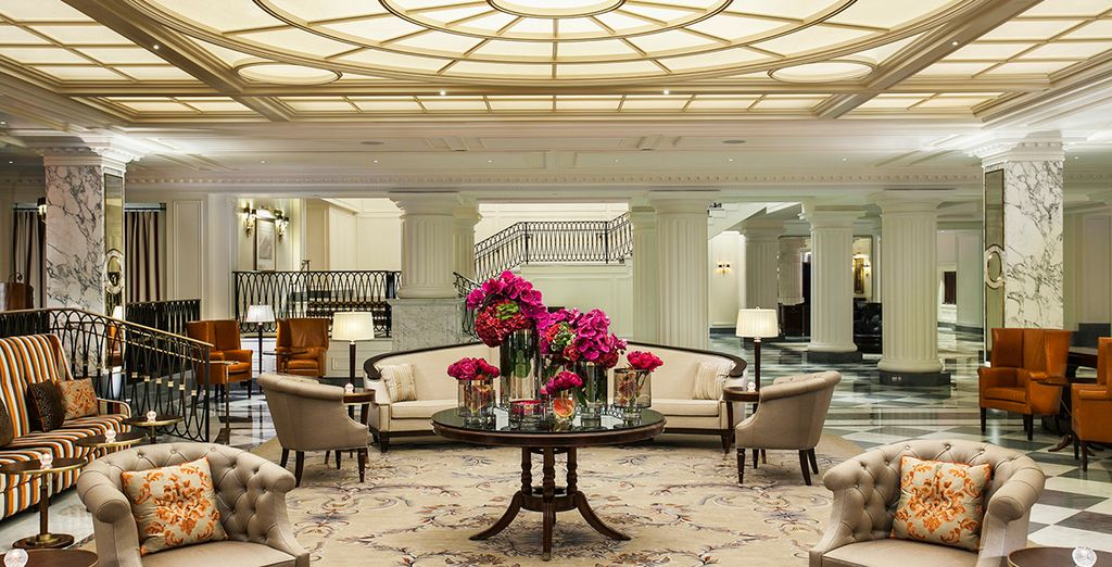 And be wowed by the glamorous interiors