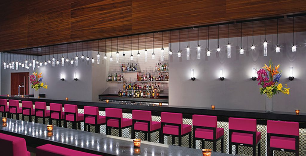 Buzzing bars serving carefully crafted cocktails