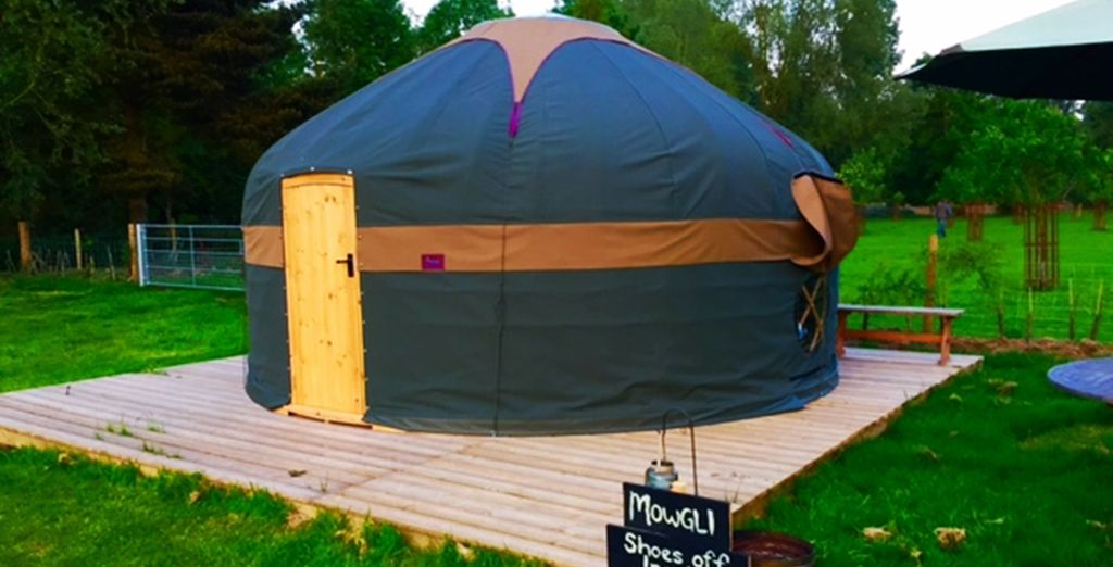 Or a Yurt