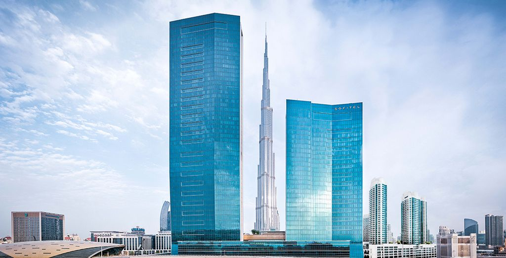 Experience the height of indulgence at the new Sofitel Downtown Dubai