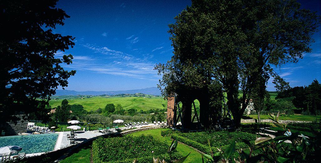 Escape to a 5* spa resort - Fonteverde Tuscan Resort & Spa 5* San Casciano dei Bagni