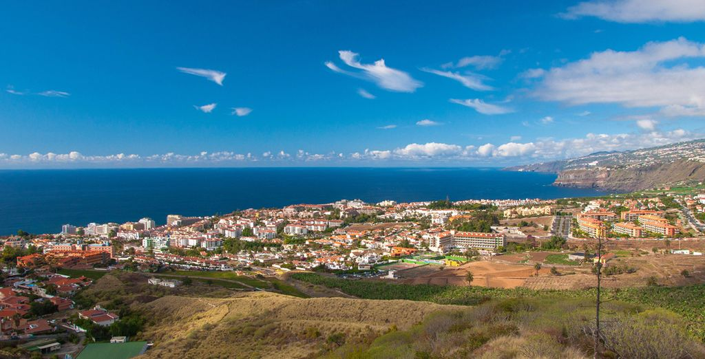 Explore this corner of Tenerife