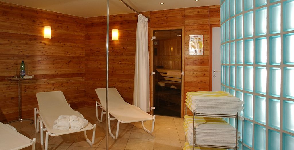 Our members will love the Wellness Centre