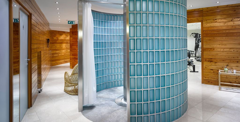 The superb spa