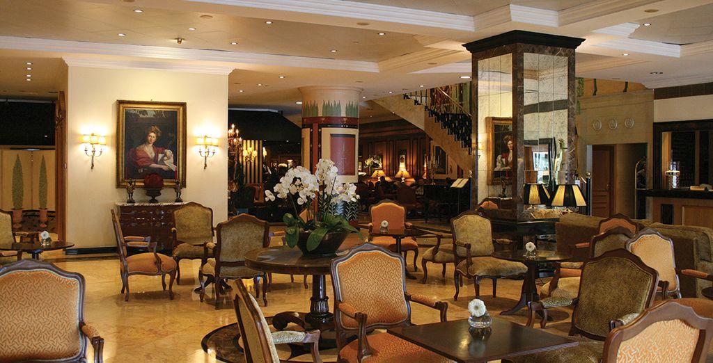 Book a stay at the 5* Dom Pedro Palace - Dom Pedro Lisboa 5* Lisbon