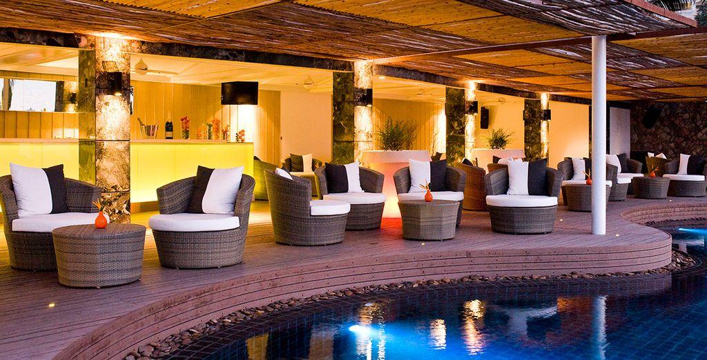 This luxury resort boasts unbeatable facilities