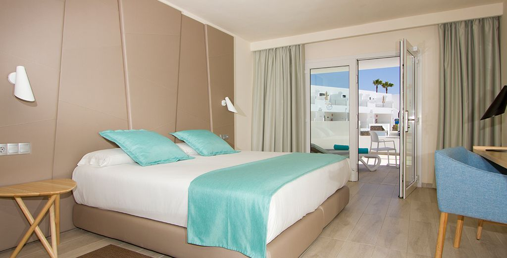 Spacious and relaxed, it is the perfect accommodation for your family