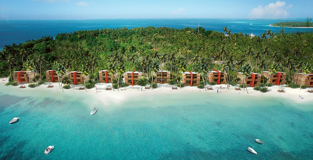 Welcome to The Barefoot Eco Hotel in the magnificent Maldives