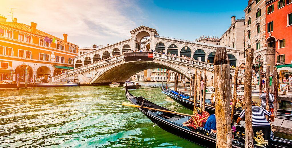 Visit Venice this Summer