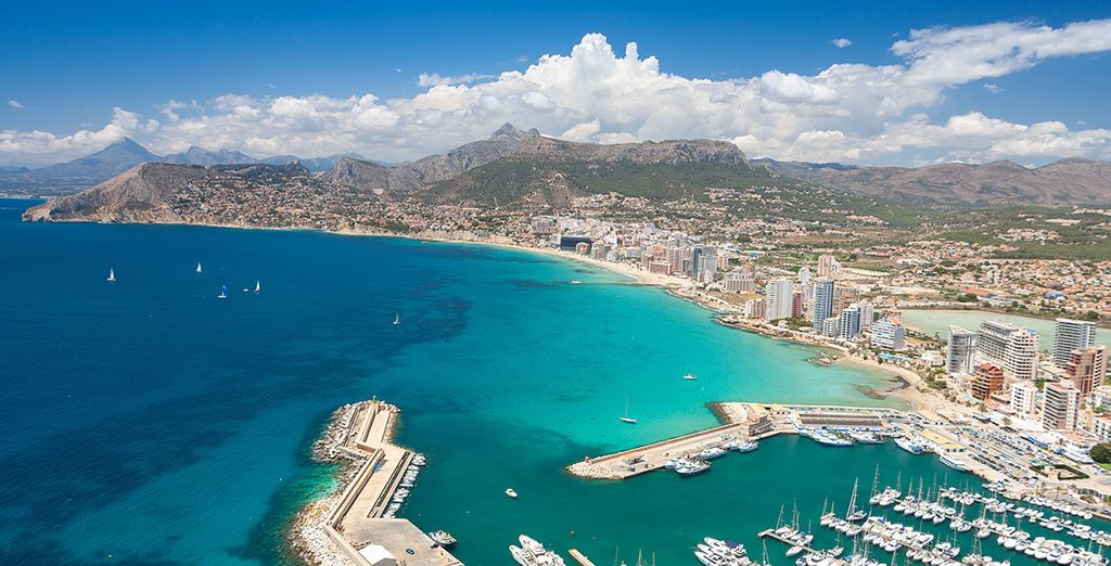 All in the lovely location of Alicante!