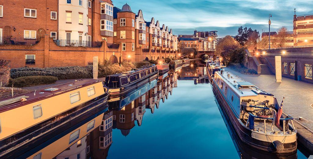Luxurious hotels in Birmingham