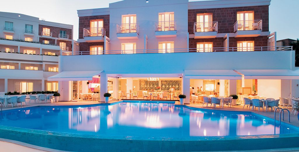 Hotel Doria Bodrum 5* - booking offers with Voyage Privé