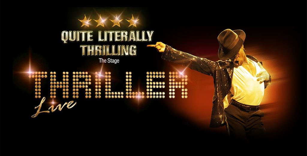Watch the much-loved Michael Jackson musical – Thriller Live