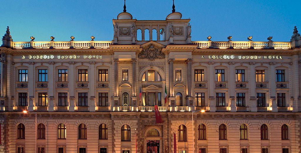 A luxurious retreat... - Boscolo Prague, Autograph Collection 5* Prague