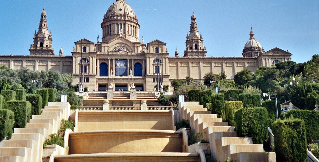 The National Museum of Catalonia