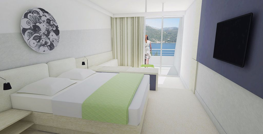 Hotel Osmine 4* in Croatia