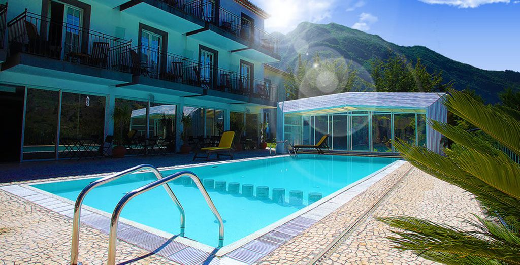 Enjoy a fabulous holiday at this excellent hotel