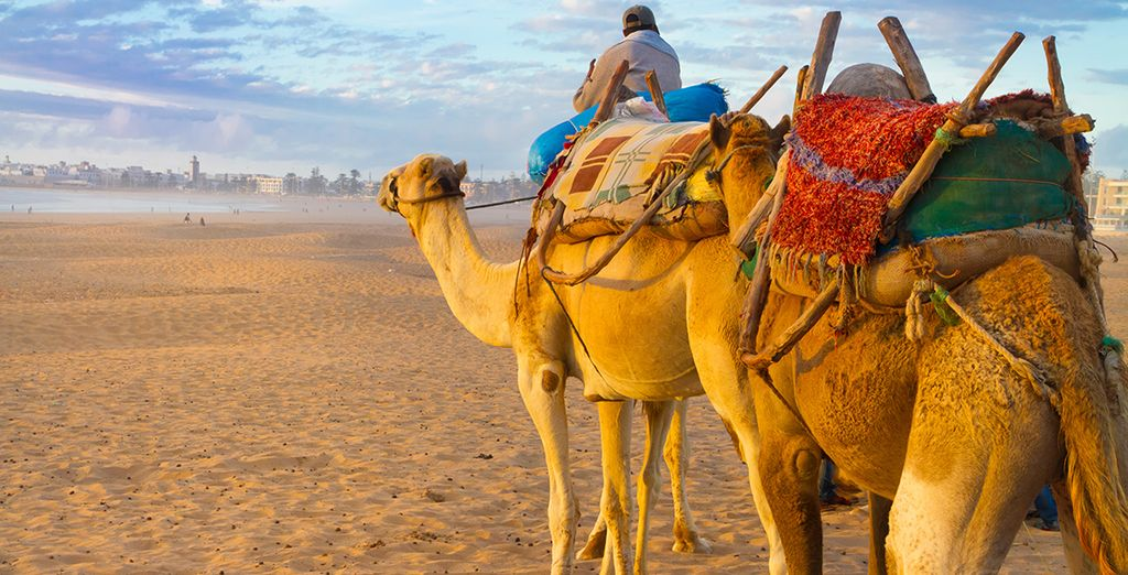 Enjoy holidays in Morocco with your best friends with Voyage Privé