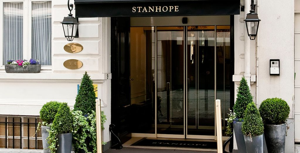 Welcome to the 5* Stanhope Hotel  - Stanhope Hotel 5* Brussels