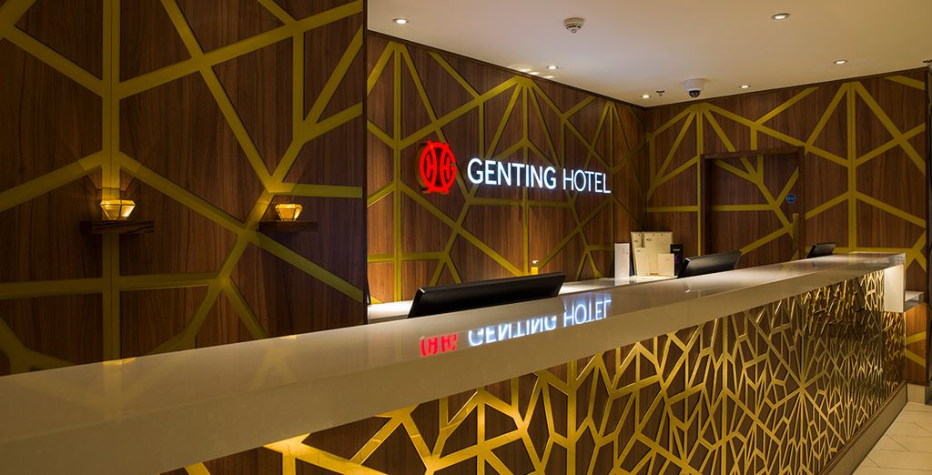 The charming Genting Hotel awaits