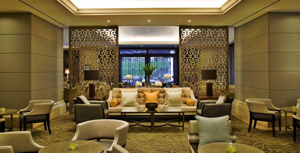 Soak up the grand design & opulent features... - Corinthia Hotel Lisbon 5* Lisbon