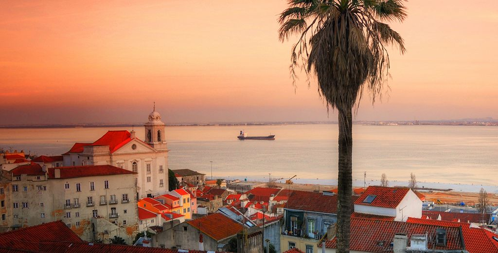This is the magical capital of Portugal