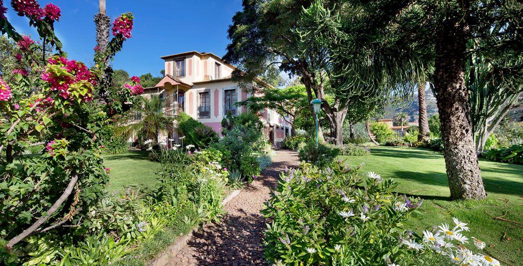 Welcome to the 4* Quinta Splendida - Quinta Splendida Wellness & Botanical Garden 4* Canico