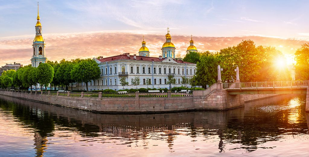 Discover the elegance and regal charm of this Russian cultural gem