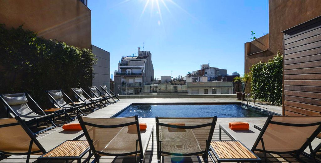 Welcome to Hotel Europark in Barcelona - Europark Hotel 3* Barcelona