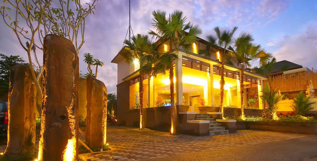 Welcome to The Lokha Umalas Villas & Spa