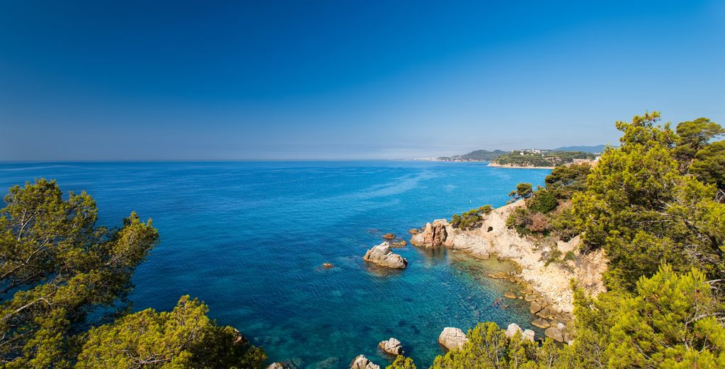 Enjoy your stay on the sunny Costa Dorada - The Element Hotel 4* Cambrils