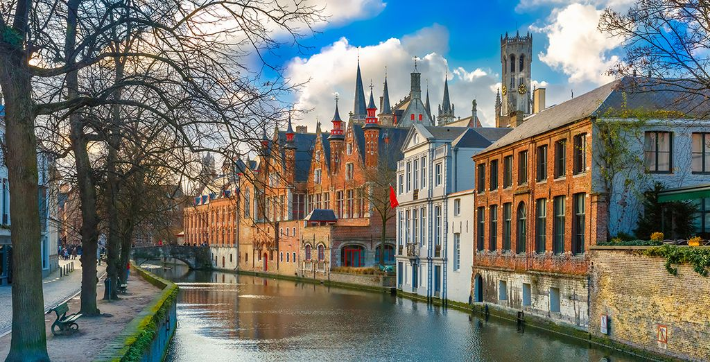 Bruges is magical all year round