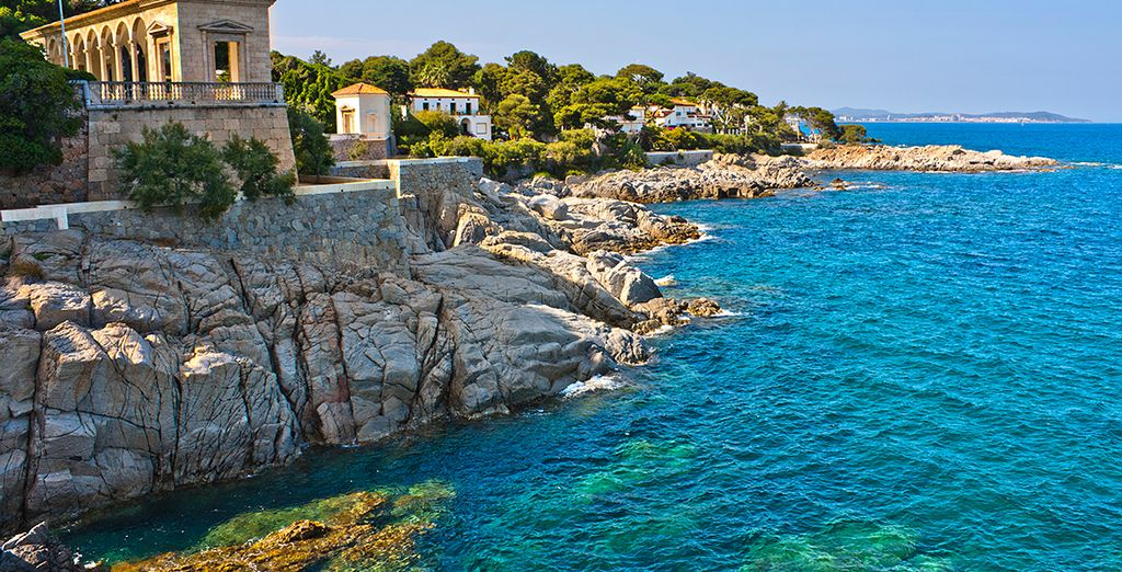 Come visit the beautiful Costa Brava