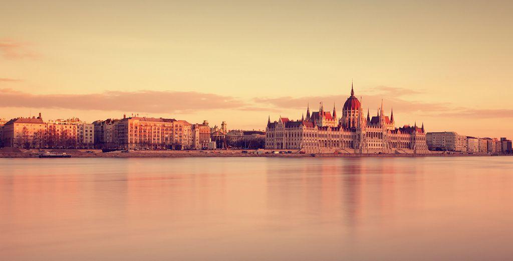 In Hungary's capital