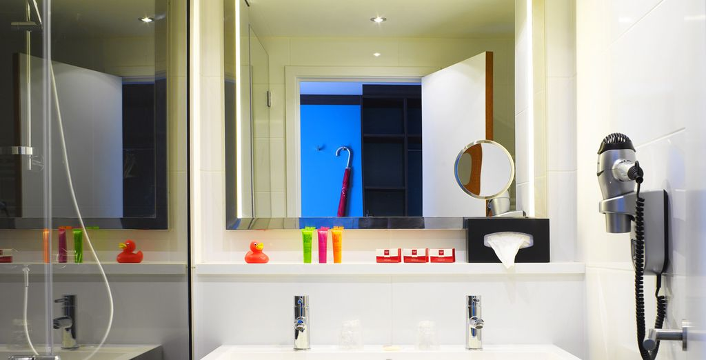 And equipped with an ensuite bathroom
