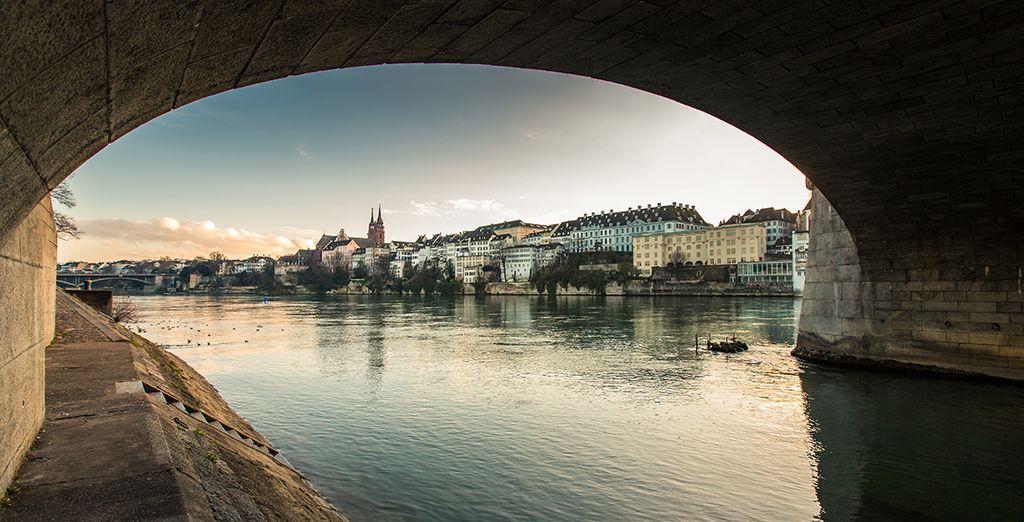 Take a cruise along the Rhine...