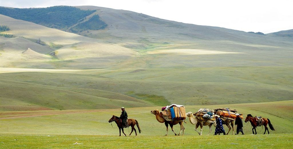 Delve into the heartland of Genghis Khan