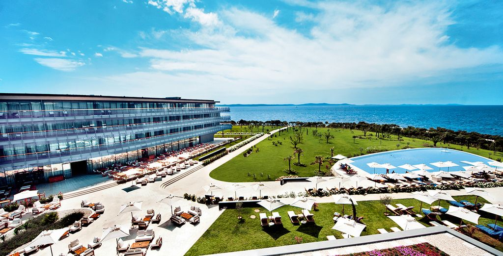 Discover the blissful Falkensteiner Hotel & Spa