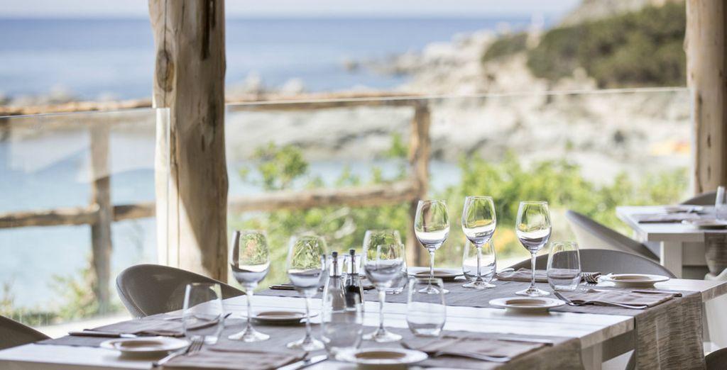 Get a taste of Sardinian wine and cuisine