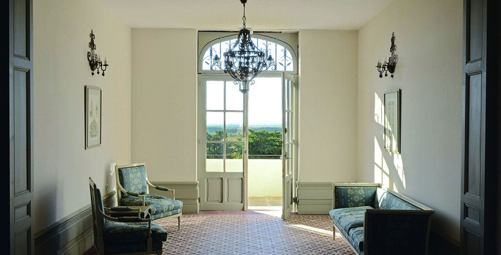 Enjoy the authenticity charm and character of a 19th Century estate