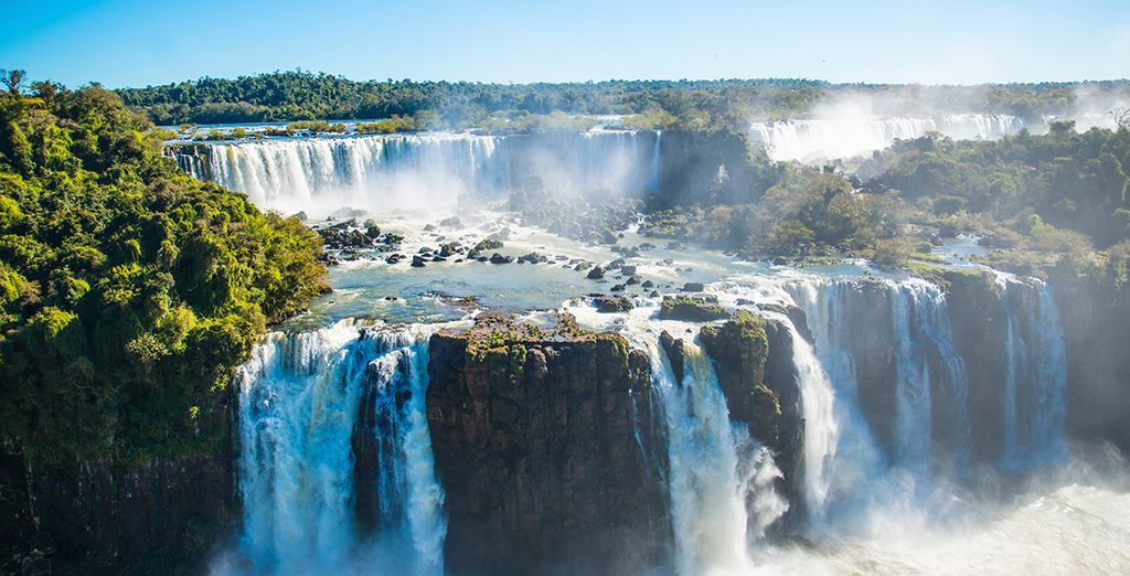 Discover the amazing sights of Argentina