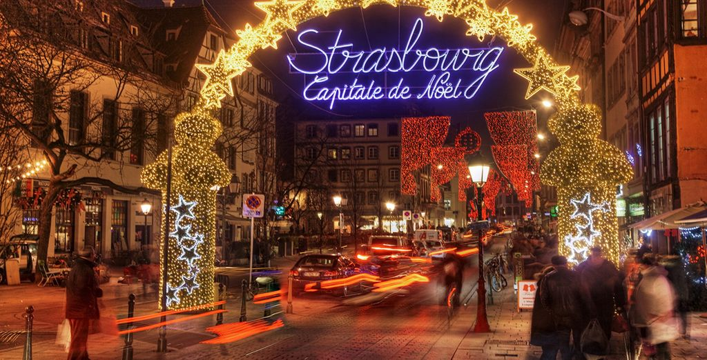 Enter the self-styled 'Capital of Christmas'