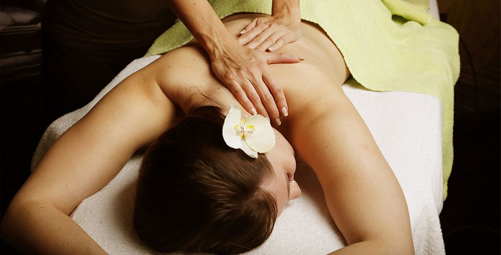 Or relax at the spa