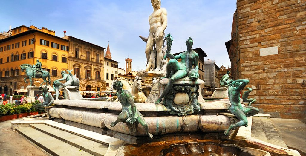 Set out to discover the art and culture that Florence is famous for
