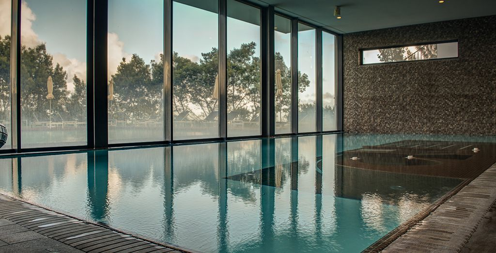 Make the most of the thermal spa at Macdonald Monchique Resort & Spa