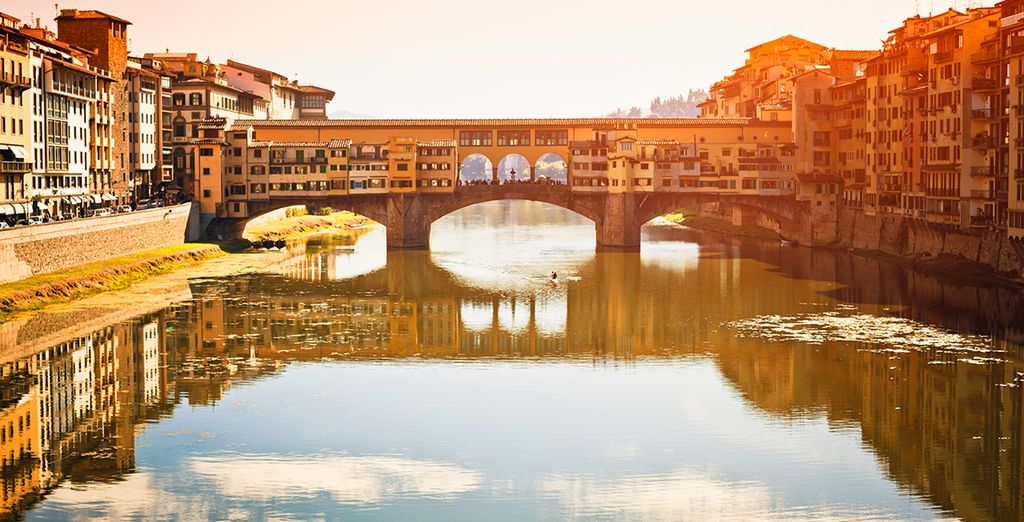 Discover the Renaissance city of Florence...