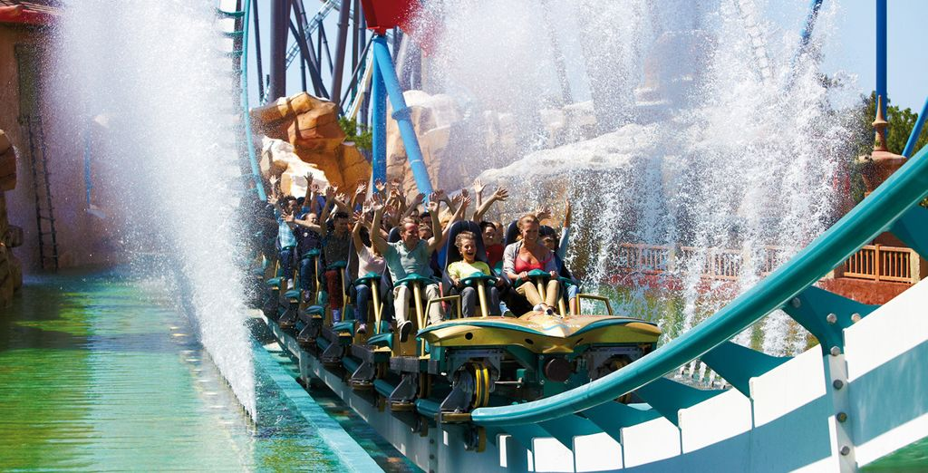 One of Europe's biggest theme parks