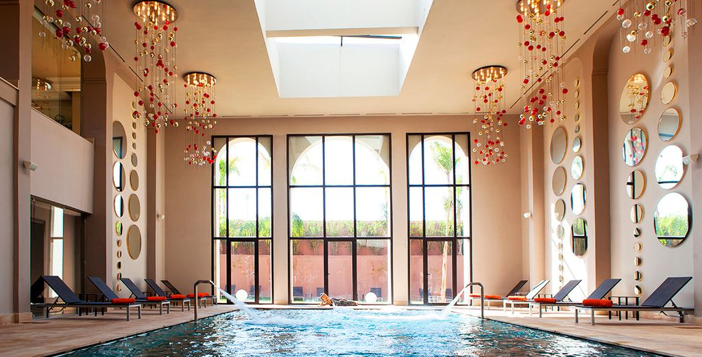A spa paradise in Marrakech