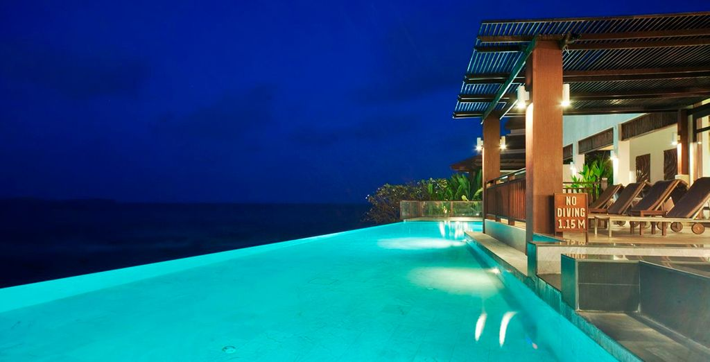 The Sarann, an intimate oceanfront property